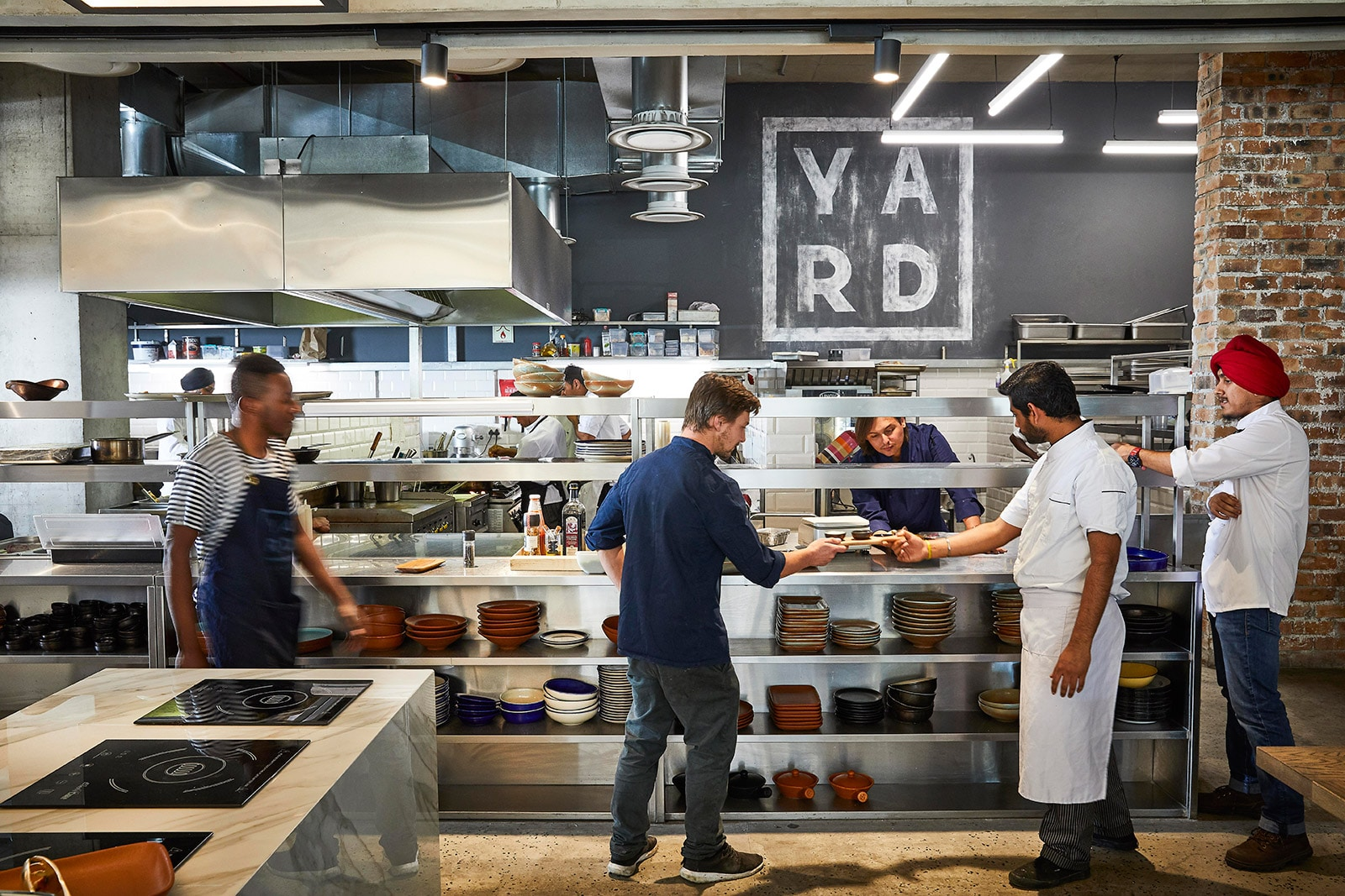 Yard-people-chefs