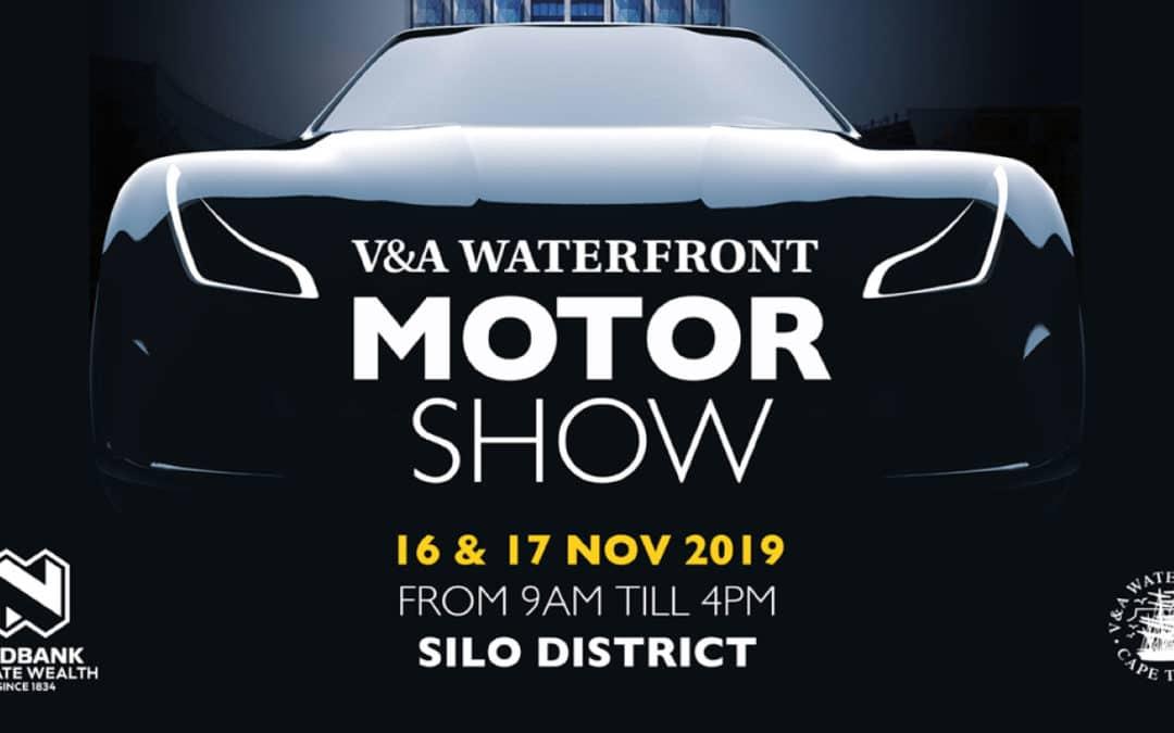 V&A Motor Show  16 & 17 November 2019